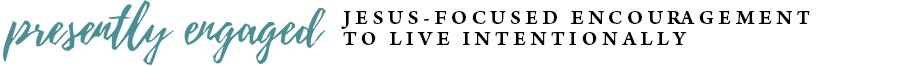 Presently Engaged Logo