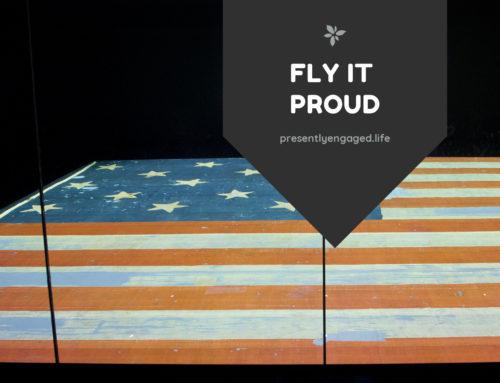 Fly it Proud