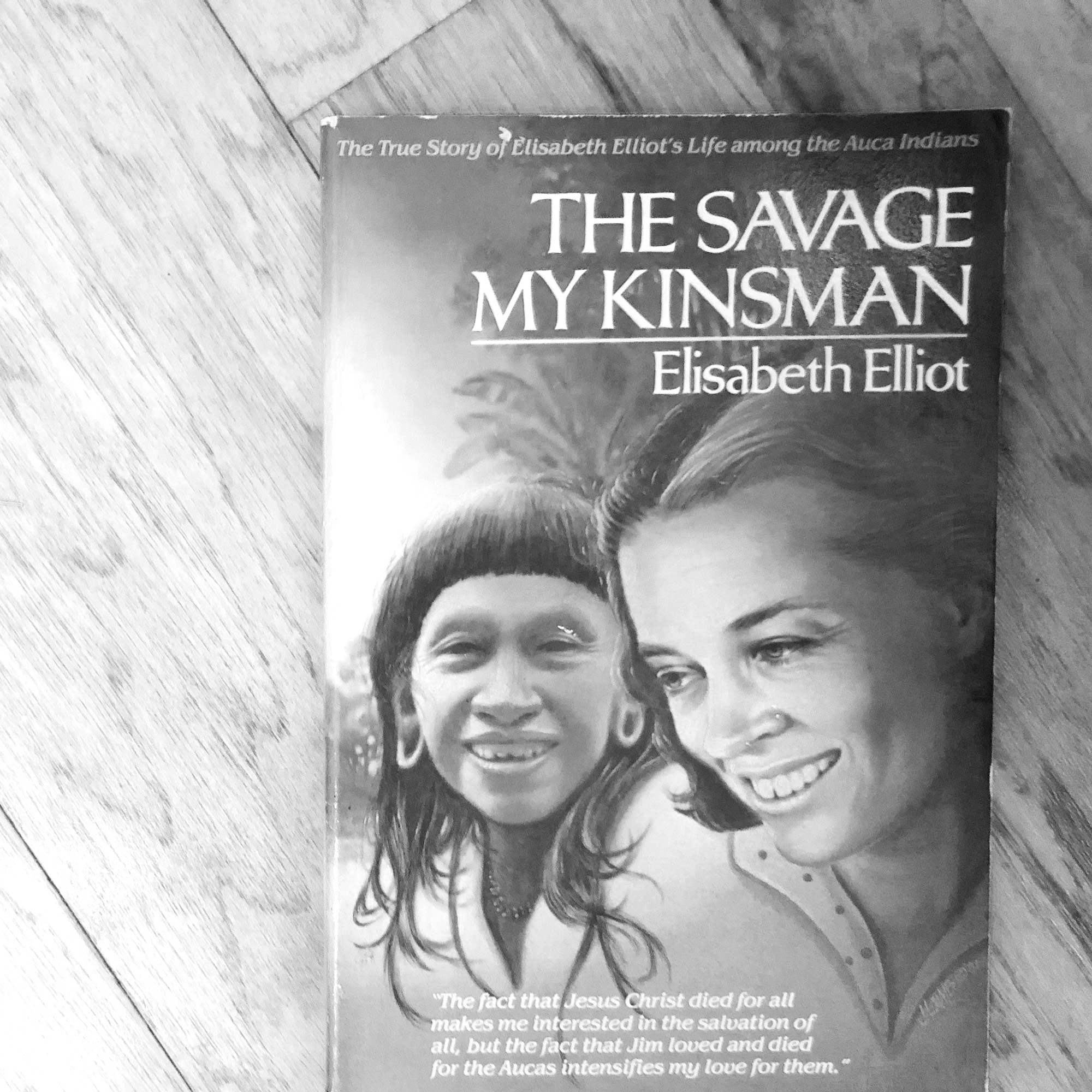 The Savage My Kinsman book cover