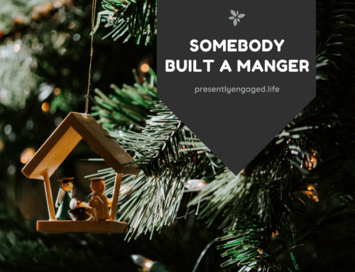 Somebody Built a Manger