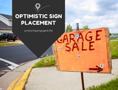 Optimistic Sign Placement